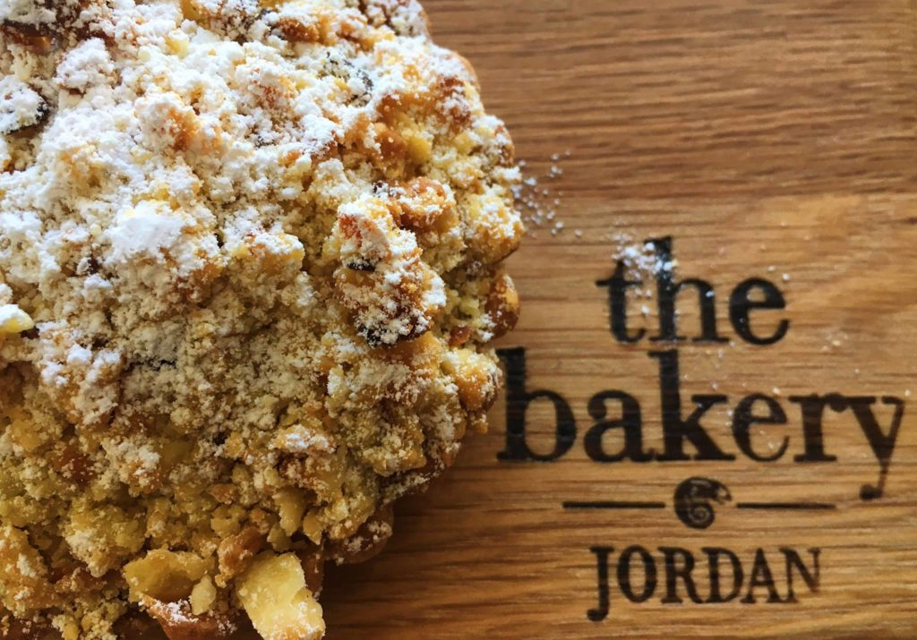 four days in stellenbosch bakery