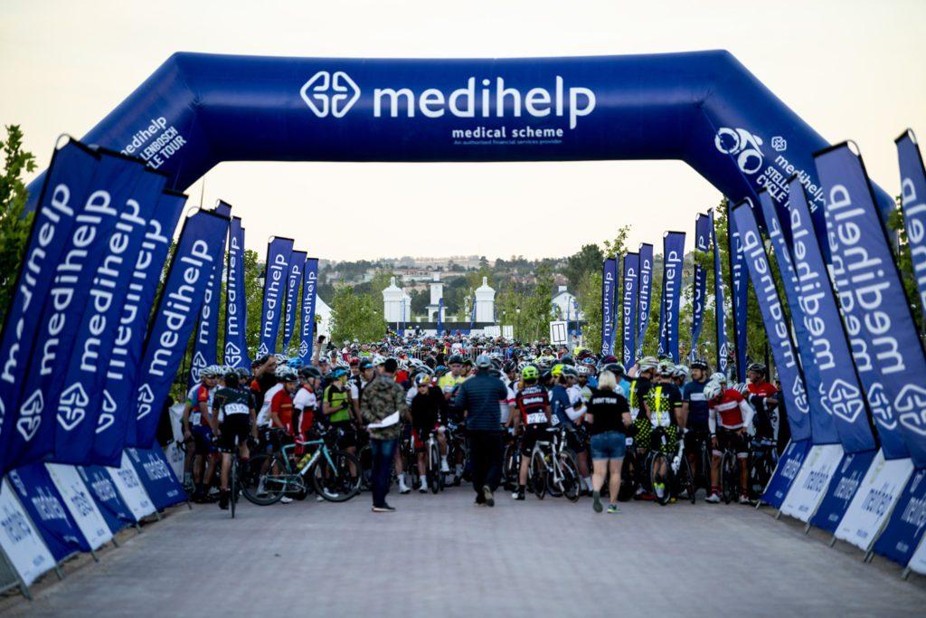 MEDIHELP Stellenbosch Cycle Tour