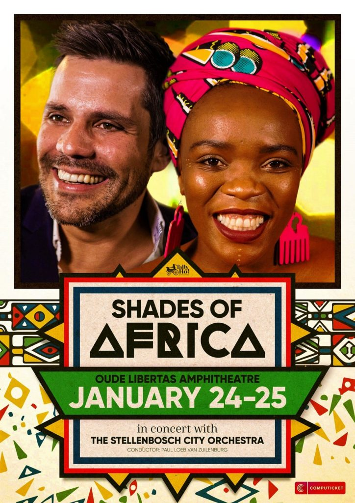 SHADES OF AFRICA & ORCHESTRA