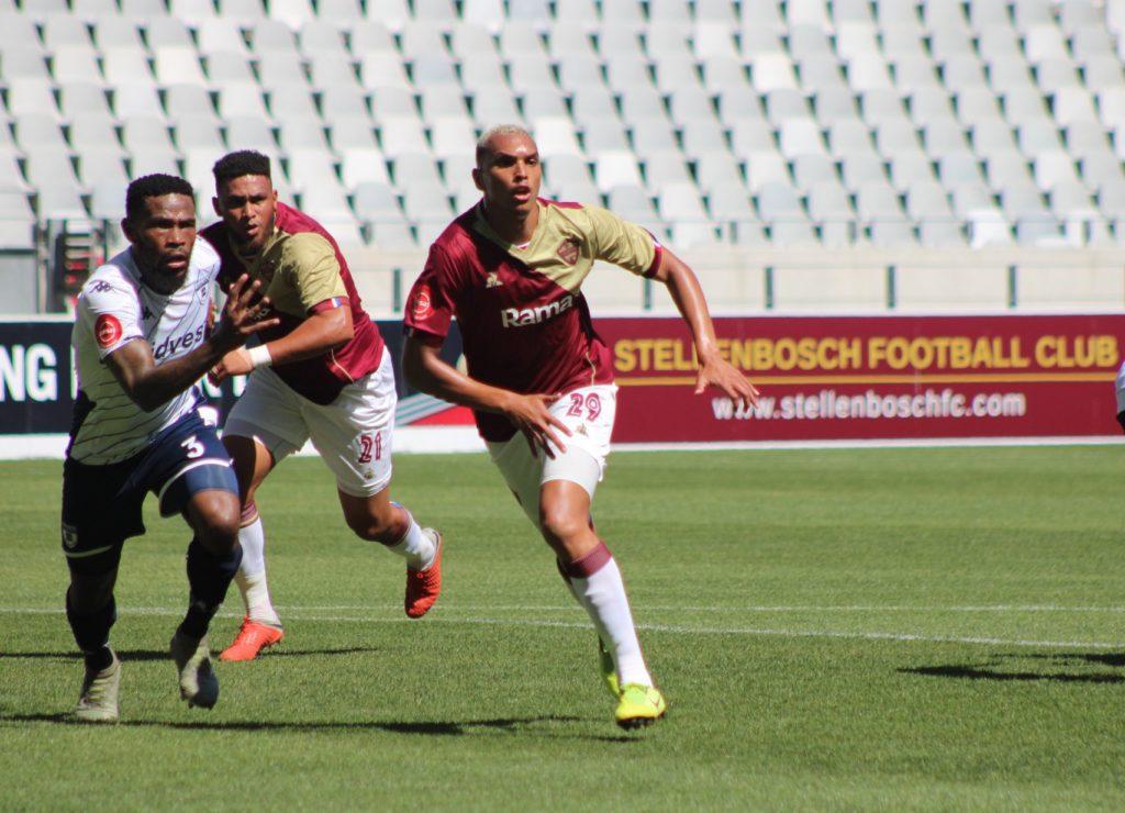 Stellenbosch FC vs Baroka FC