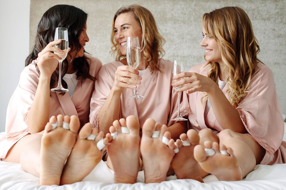Woman's Month at the Lanzerac Spa