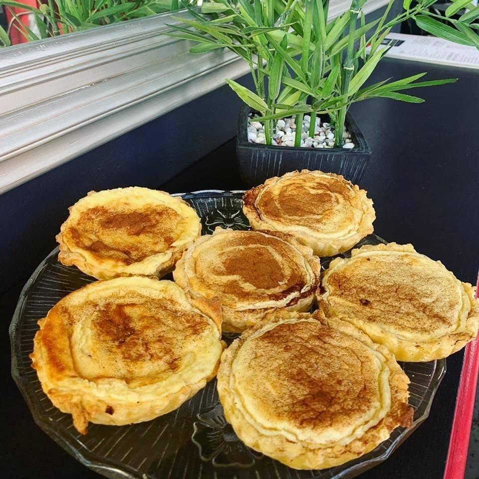 Fine pastries
