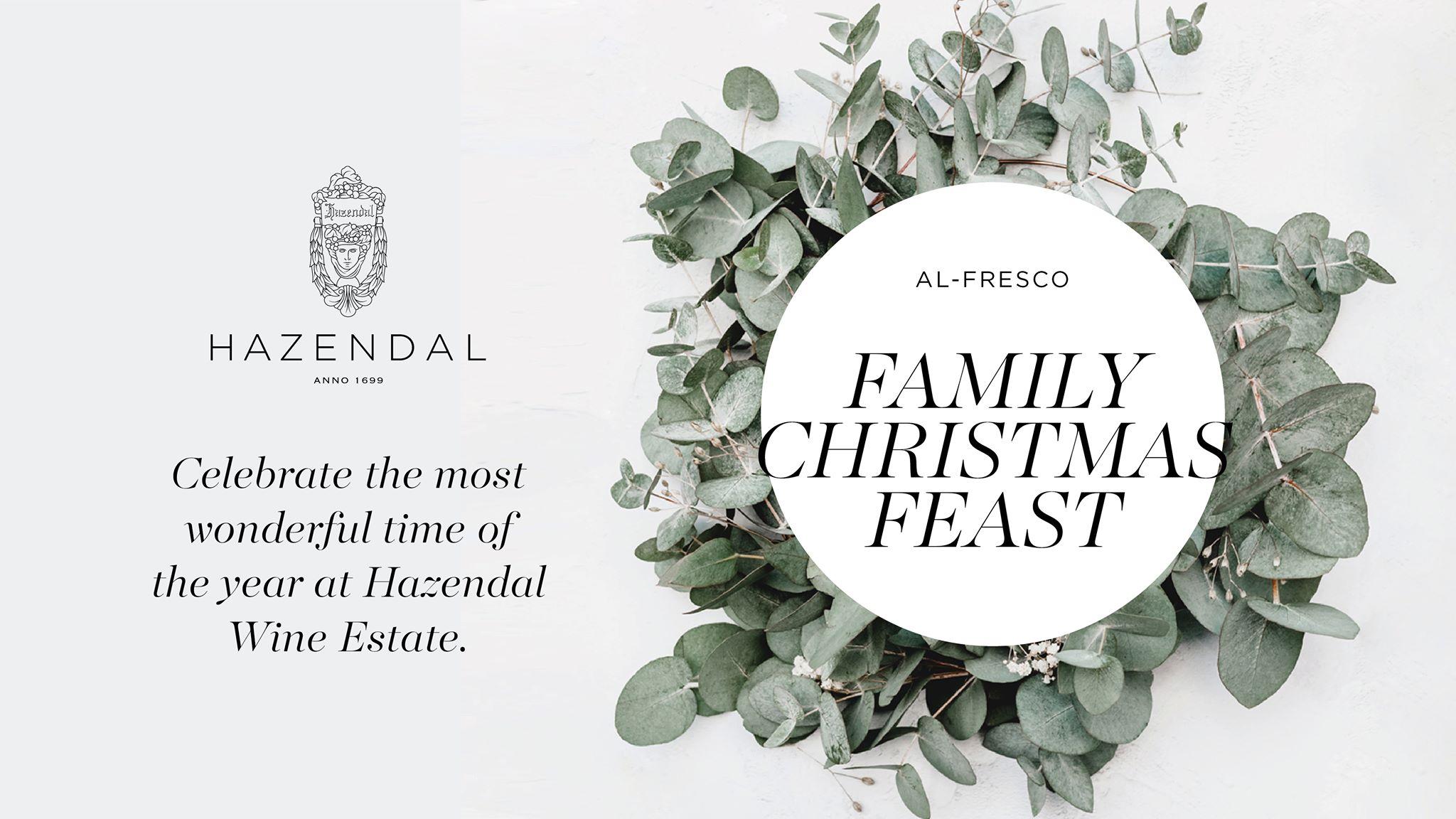 Hazendal Christmas Family Feast