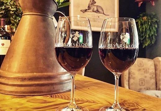 V-Day beyerskloof wine bar