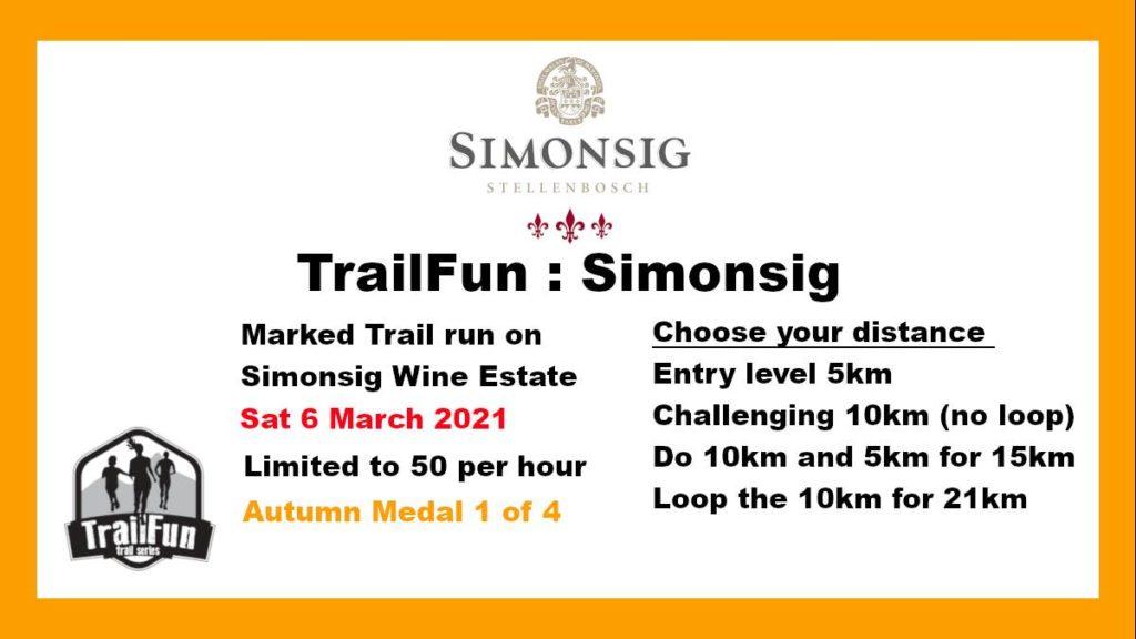 TrailFun : Simonsig