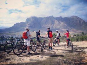 stellenbosch activities biking