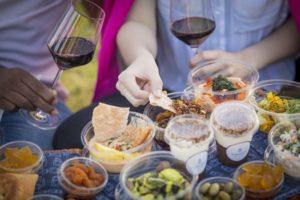 Vegan - Hazendal picnic