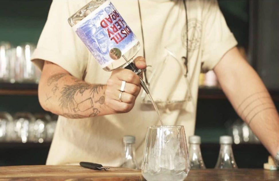 Stellenbosch gin