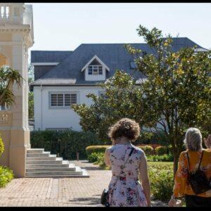 stellenbosch activities walking tour